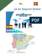 Global Telecom Connect Equipo España - Presentacion Oportunidad de Negocio