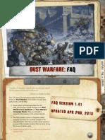 Dust Warfare FAQ 1.4 Low Res