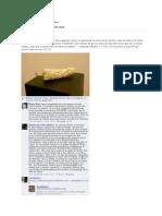 Discusion texto sobre obra de Carlos Castro