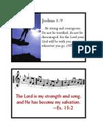 Bible Verses 1