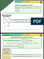 Determinante de Matrices Profes.net