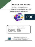 2011 2012 Perangkat Pembelajaran Fisika x 5juli2011