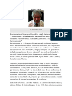 Semblanza Dr Ramon Castro