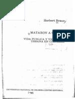 Braun - Mataron a Gaitan (Cap 7)