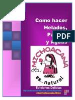 Libro ComoHacerProductosLaMichoacana EdicionesDelicias