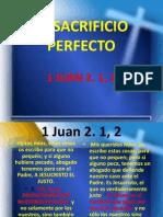 El Sacrificio Perfecto de Cristo 1 Jn 2.1