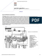 Sistema de Inyeccion Gasolina KE-Jetronic