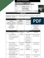 Curriculum Yeri