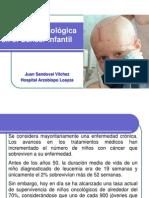 Atencion Psicologica Del Cancer Infantil
