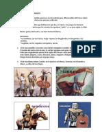 CLASIFICACIÓN DE LOS BÁRBAROS-DEFENSA CIVIL