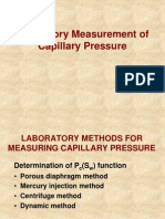Laboratory Measurement for Permeability