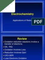 Electrochemistry ppt | Redox | Electrochemistry
