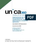 23976904 Segmentacion de Clientes Una Propuesta de Clasificacion Por Objetivos Dimensiones y Modos de Aplicacion