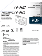 Finepix f480 f485 Manual 01