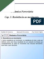 Din Fer cap3 - Resist+¬ncia ao movimento