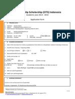 OTS ApplicationForm 2013 R1.docx