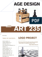 235 Package design Workbook