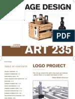 235 Package design Workbook