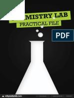 Chemistry File
