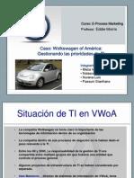 Caso Wolkswagen of América