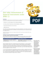 A Closer Look. FV Measurement IFRS13