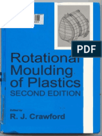 Rotational Moulding of Plastics
