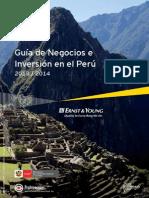 GuiaDeNegocioseInversion2013-2014MINCETUR