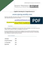en407 2013 course information