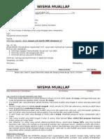 Wisma Muallaf - Lap Jan - Juni 2009