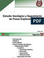VCDSE Pozos