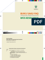 Buku Saku FAQ (Frequently Asked Questions) BPJS Kesehatan