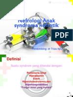 Nefrologi Anak Sindroma Nefrosis .ppt