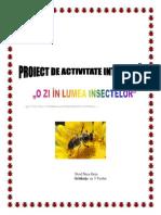 Nica Geta - O Zi in Lumea Insectelor