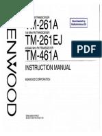 TM261_TM461_user