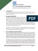 Bulawayo Council 2014 Budget Speech - Full text.pdf