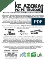 Trukeazoka Cita Trueque 16 Noviembre 2013