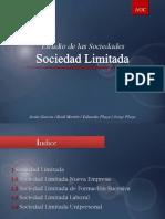 1.3 Sociedad Limitada Laboral