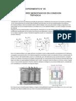 INFORME PREVIO N°05 - Lab. Maq. Electricas I
