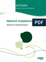 sage network install guide