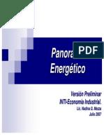 Panorama Energetico