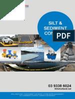 Silt & Sediment Control