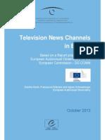 Zpravodajské televizní kanály v Evropě