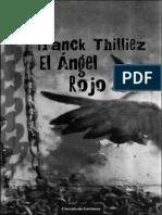 El Angel Rojo - Thilliez Franck
