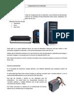 CAPÍTULO 1 - COMPONENTES DE UN ORDENADOR