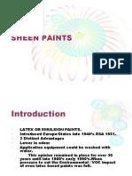 Sheen paints.ppt