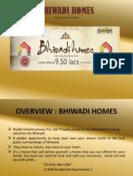 Apartments in Bhiwadi 9.5 Lacs Onwards