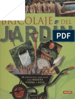 Atlas Ilustrado Del Bricolaje Del Jardin