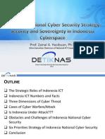 Indonesian Cyber Security Strategi