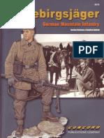 [Concord] [Warrior Series 6518] Gebirgsjäger. German Mountain Infantry (2007)