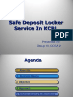 Safe Deposit Locker Service In KCBL.pptx